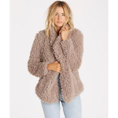 Get free shipping at the Billabong online store. Let your wild side reign in this faux fur standout.