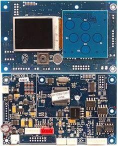 DISPLAY PCB FOR RAYZOR BEAM 2R !! 50202013503V100