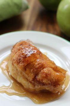 Simple Apple Dumplin