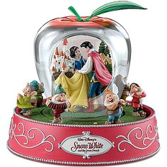 lenox christmas snow globes | Disney Music Boxes, Musical Figurines, Water Globes & Snow Globes