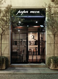 paper moon. restaurant Milan Italy - Google Search