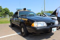 SSP Police Vehicles, Emergency Vehicles, Police Cars, Fox Mustang, Ford Mustang Car, Sirens, Radios, 4x4, Super Troopers