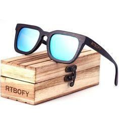 e6e2acb89 #woods Square #vintage Polarized #sunglasses HD Lens Wood Steampunk Óculos  De Sol Polarizados