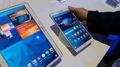 Nuevo tablet de Samsung