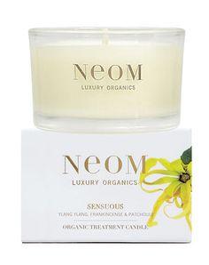 Neom Organic TRAVEL Candle Sensuous £15