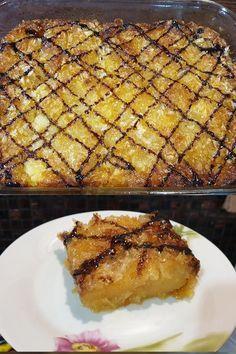 Greek Cooking, Greek Recipes, Sweet Desserts, Food Network Recipes, Sweet Treats, Deserts, Food And Drink, Pork, Vegan