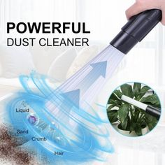 NEWBEA Dust Daddy Universal Vacuum Attachment,Dust Brush Cleaner Dirt Remover,Flexible Tube Cleaning Tool for Vents/Keyboards/Drawers/Car/Tools/Crafts/Jewelry/Plants/Rattan Cleaning Dust, High Tech Gadgets, Car Tools, Cool Apartments, See On Tv, Cheap Furniture, Furniture Ideas, How To Clean Carpet, Cleaning