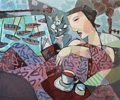 Duke Street Gallery, Dublin by Brian Fitzgerald, via Behance