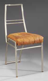 Side #Chair by Eileen Gray (1879-1976)