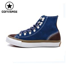 new style 7320f 24313 Original Converse Men s Skateboarding Shoes Sneakers -in Skateboarding  Shoes from Sports   Entertainment on Aliexpress.com   Alibaba Group