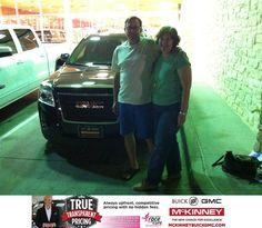 https://flic.kr/p/zgsDLE   Happy Anniversary to Joseph on your #GMC #Terrain from Michael Greathouse at McKinney Buick GMC!   deliverymaxx.com/DealerReviews.aspx?DealerCode=ZAKC