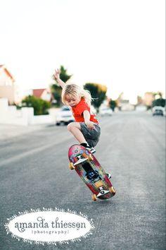 skater kid :)