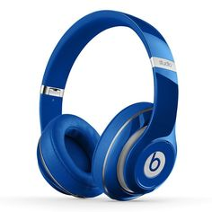 Beats by Dr. Dre Refurbished Beats by Dre Studio 2 Wired Headphones - Blue