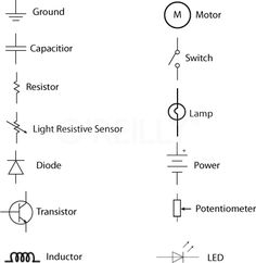 Pin by Matt Summers on Electrical Symbols   Pinterest   Electrical ...