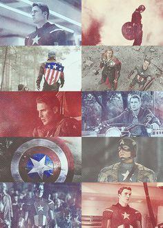 Captin America<3