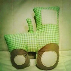 Der kleine kuschel-Traktor By vanessa r.