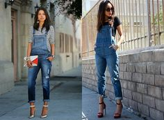 15X Denim Overall: How To Style This Season's Hottest Must Have