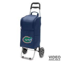 Picnic Time Florida Gators Cart Cooler, Blue