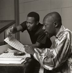 David Porter and Isaac Hayes were composers and lyricists, producers and session players, studio engineers and idea men. >> American Songwriter, Stax, Memphis Music