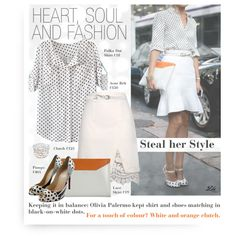 Heart, soul and fashion by fashion-architect-style on Polyvore featuring мода, WithChic, Relaxfeel, Christian Louboutin, Ice, Smythson and Acne Studios