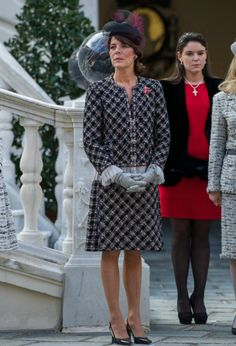 Princess Caroline - MYROYALS - HOLLYWOOD: November 2012