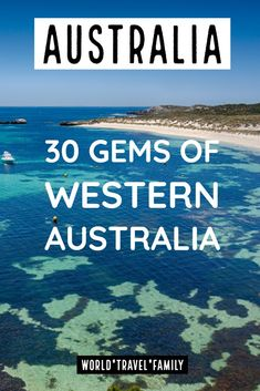 To Australia To Australia and new zealand To Australia cheap To Australia packing lists To Australia tips To Australia with kids Australia Travel. Some very special places to see in Western Australia. Start planning your trip to WA Here! Visit Australia, Western Australia, Australia Travel, South Australia, Australia 2018, Queensland Australia, Australian Road Trip, Australian Beach, Australian Holidays