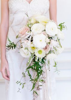 Romantic Southern wedding inspiration | Real Weddings and Parties | 100 Layer Cake