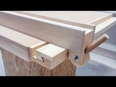 Homemade Table Saw Fence System | Easy Simple New Style: 25 Steps (with Pictures)