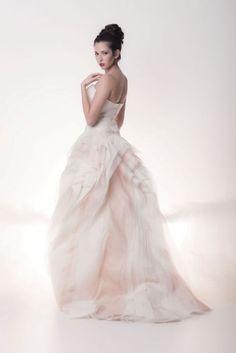 sarah houston bridal wear inspired by Marie Antoinette #weddingdress