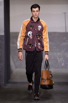 Coach Spring-Summer 2017 - London Collections: MEN #LCM