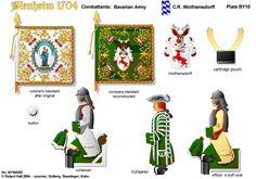BLENHEIM 1704 BAVARIA:CR WOLFFRAMSDORFF REGIMENT http://onmilitarymatters.com/images/RHBY10.jpg
