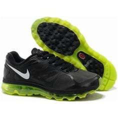 http://www.asneakers4u.com/ 2012 Nike air max mens shoes black green 1 size40 47
