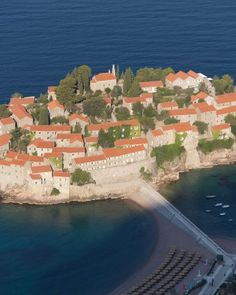 4 Honeymoon Locations Where You Can Sit Back And Relax - Aman Sveti Stefan