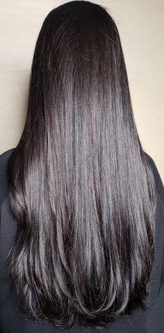 Hair Color Dark, Eye Color, Beautiful Long Hair, Gorgeous Hair, Salon Software, Long Dark Hair, Natural Hair Styles, Long Hair Styles, Balayage Brunette