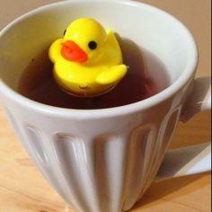 Duck tea infuser NEED!!!!