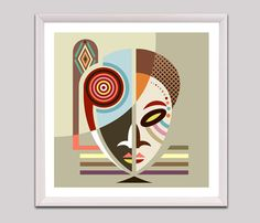 African American Wall Art And Decor african woman, black woman painting, african queen, african