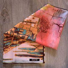 Pañuelo Poblet en www.myleov.es en la sección accesorios Feliz día #panuelo #pueblo #color #moda #pelo #look #imagen #tiendaonline #loveit