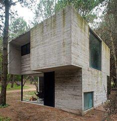 Innovadoras fachadas modernas de concreto – Todo Fachadas