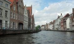 Canal Tour in #Bruges