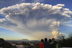 Unexpected: The volcano last erupted in 1972, and while it is widely believed to be among ...