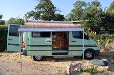 House Love Camper Van