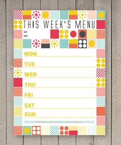 FREE Printable To Do List | House: Project Organization ...