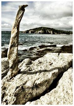 Cairn, Peaks Island