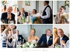 Wedding Speeches at Whirlowbrook Hall