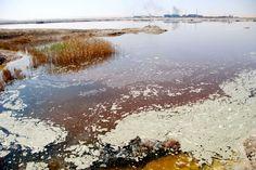 39 photographies alarmantes qui démontrent la pollution inimaginable qui asphyxie la Chine | Daily Geek Show