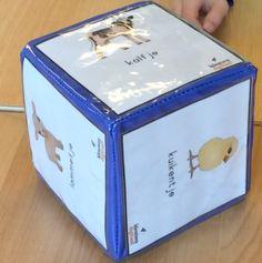 Kleuters digitaal! Bee Bot & Jonge dieren - Kleuters digitaal! Dramatic Play, Creative Teaching, Illustrations And Posters, Homeschool, Decorative Boxes, Bee, Education, Kids, Montessori