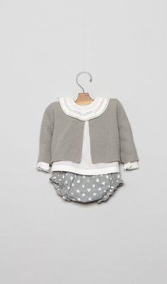 Ropa para Bebés Recién Nacidos   Tienda Online  Nicoli L1601001-pp Bebe