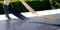 Best Flexible or Rollable Solar Panels for Your RVs, Motorhomes, Boats, and More Portable Solar Panels, Tent Camping, Outdoor Furniture, Outdoor Decor, Flexibility, Boats, Grid, Home Decor, Decoration Home