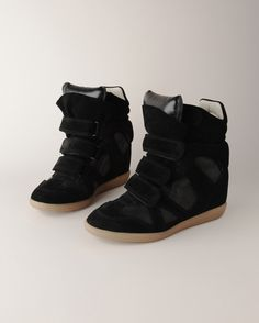 Fatou Sagna/Photo Diary: Isabel Marant Sneakers