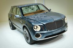 Bentley EXP 9 F Design Concept at VW Group Night, Geneva Motor Show, March 5th 2012